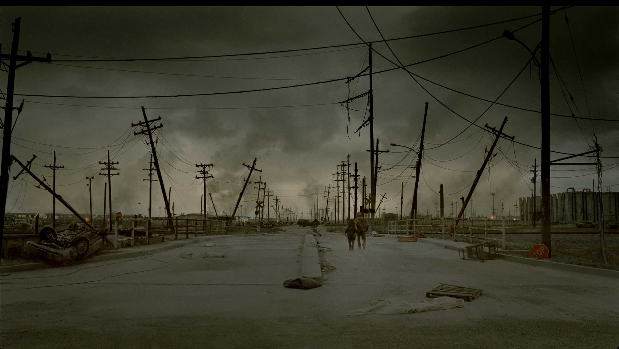 The road (2009) John Hillcoat