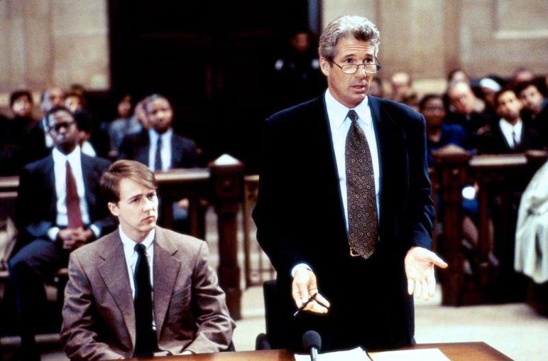 (Netflix) La raíz del miedo (1996) Gregory Hoblit