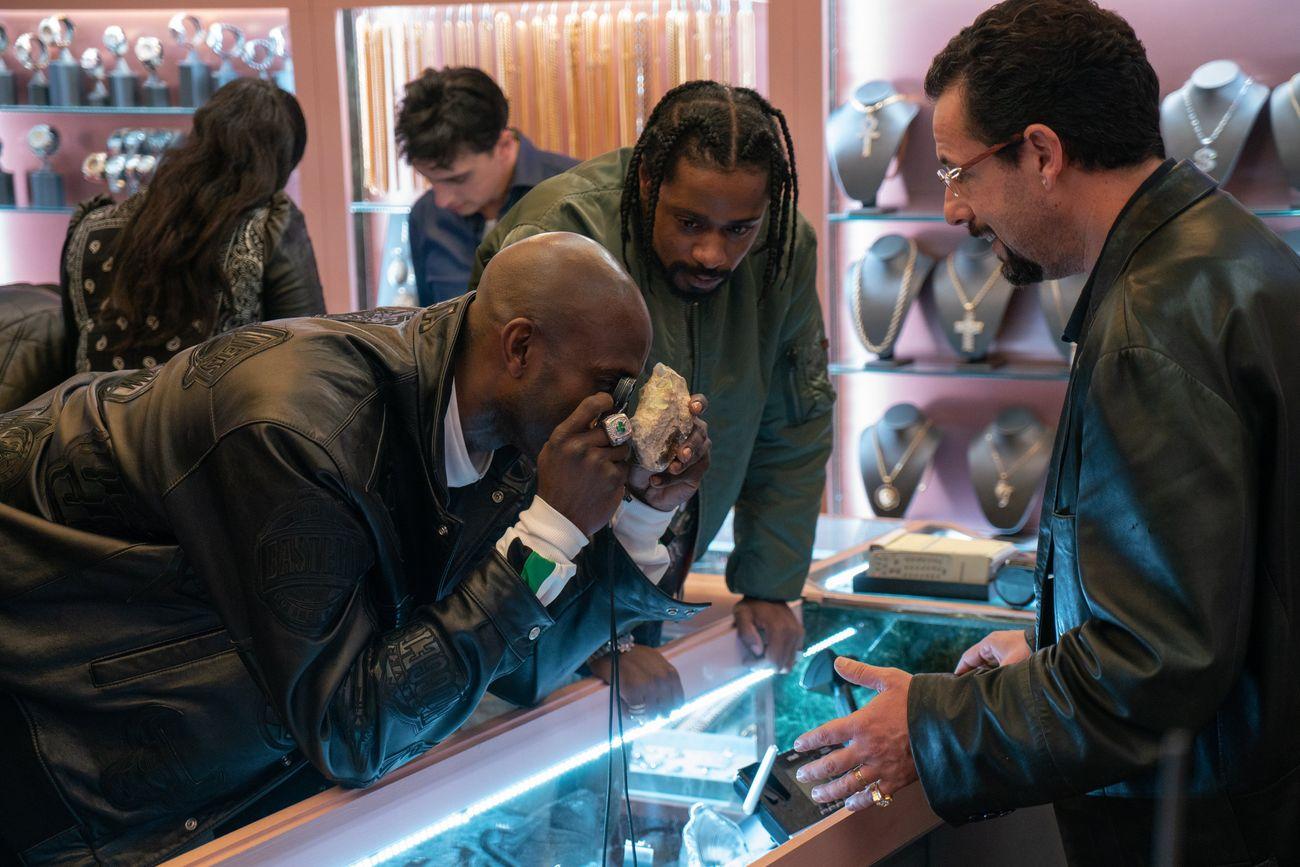 (Netflix) Uncut Gems (2019) Benny Safdie y Joshua Safdie